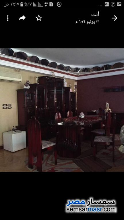 Photo 5 - Apartment 4 bedrooms 3 baths 423 sqm extra super lux For Sale Nasr City Cairo
