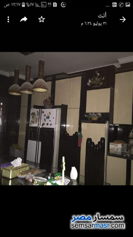 Photo 6 - Apartment 4 bedrooms 3 baths 423 sqm extra super lux For Sale Nasr City Cairo