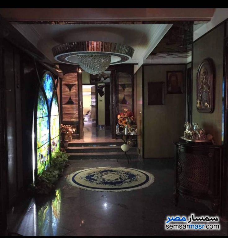 Photo 1 - Apartment 4 bedrooms 3 baths 423 sqm extra super lux For Sale Nasr City Cairo