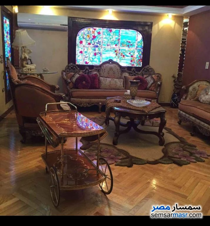 Photo 7 - Apartment 4 bedrooms 3 baths 423 sqm extra super lux For Sale Nasr City Cairo