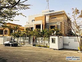 Villa 13 bedrooms 16 baths 1,300 sqm extra super lux For Sale Rehab City Cairo - 1