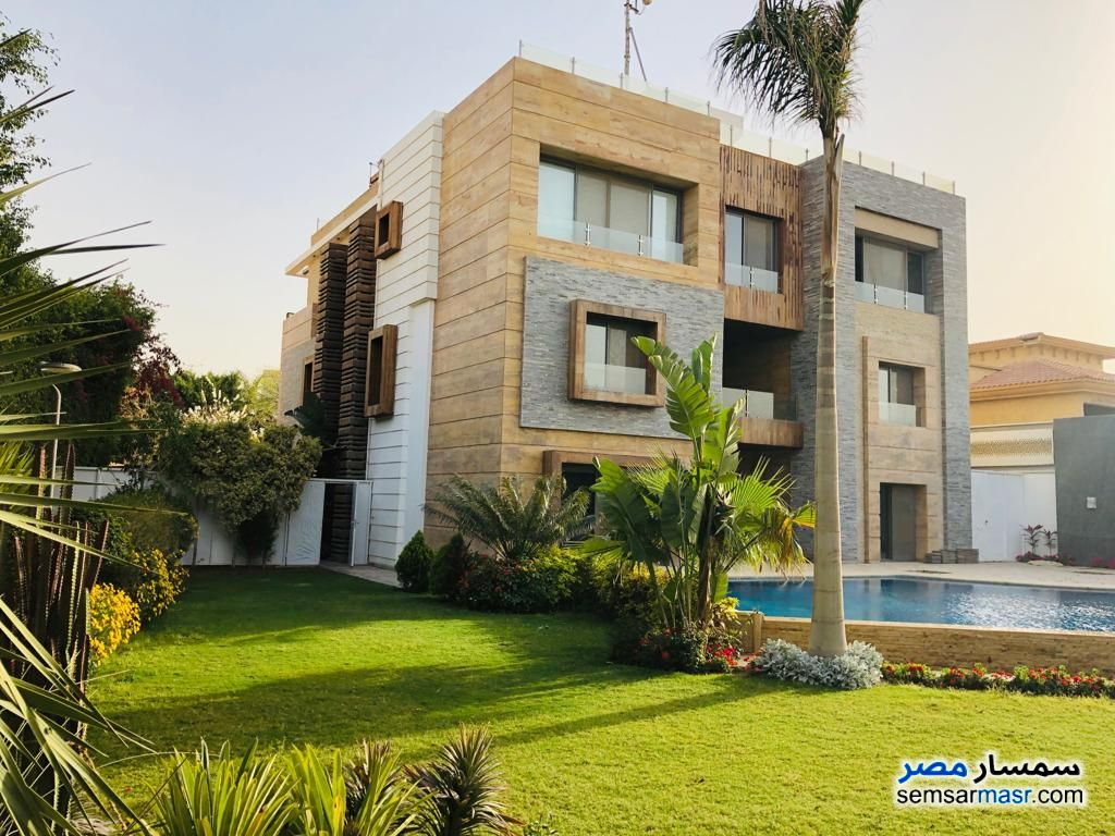 Photo 3 - Villa 13 bedrooms 16 baths 1,300 sqm extra super lux For Sale Rehab City Cairo