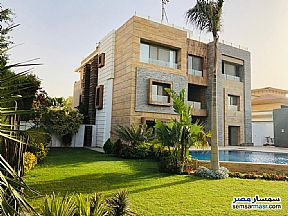 Villa 13 bedrooms 16 baths 1,300 sqm extra super lux For Sale Rehab City Cairo - 3