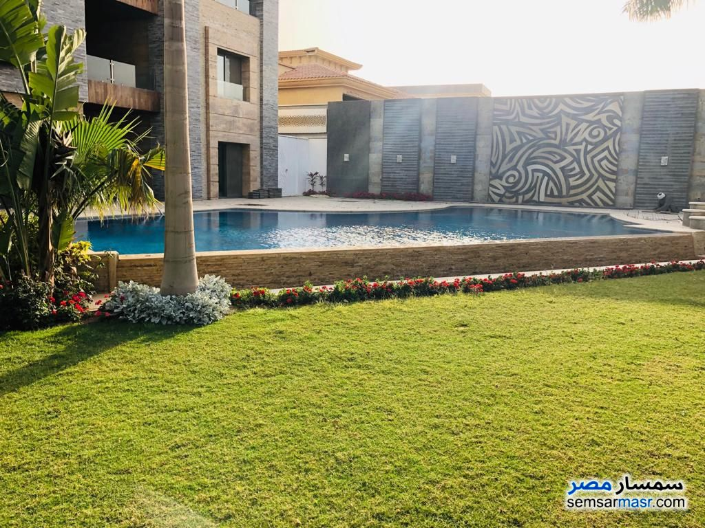 Photo 12 - Villa 13 bedrooms 16 baths 1,300 sqm extra super lux For Sale Rehab City Cairo