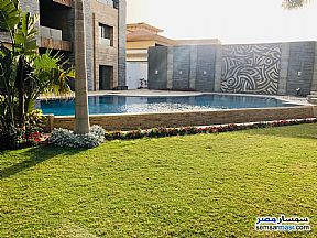 Villa 13 bedrooms 16 baths 1,300 sqm extra super lux For Sale Rehab City Cairo - 12