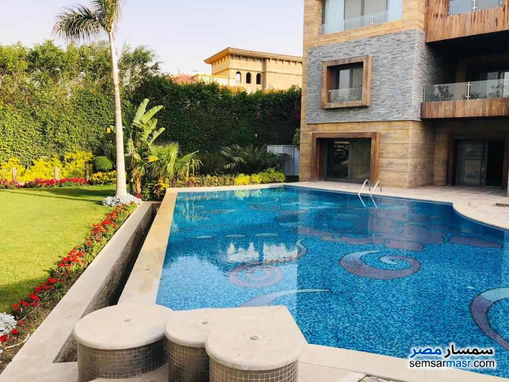 Photo 18 - Villa 13 bedrooms 16 baths 1,300 sqm extra super lux For Sale Rehab City Cairo
