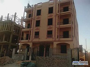 Apartment 4 bedrooms 2 baths 243 sqm semi finished For Sale North Extensions 6th of October - 2