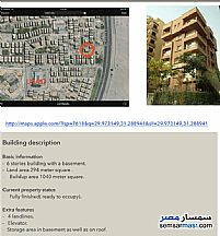 Building 1,000 sqm For Sale Maadi Cairo - 4