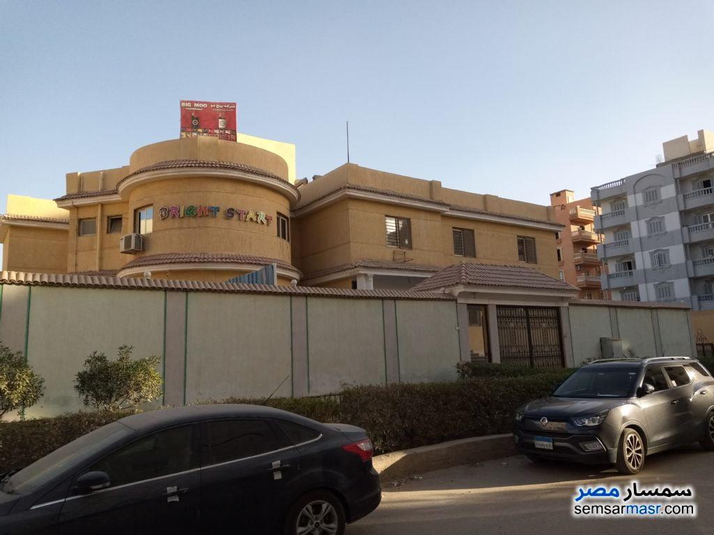 Ad Photo: Land 2250 sqm in Al Fardous City  6th of October