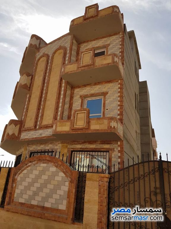 Photo 1 - Building 260 sqm semi finished For Sale Borg Al Arab Alexandira