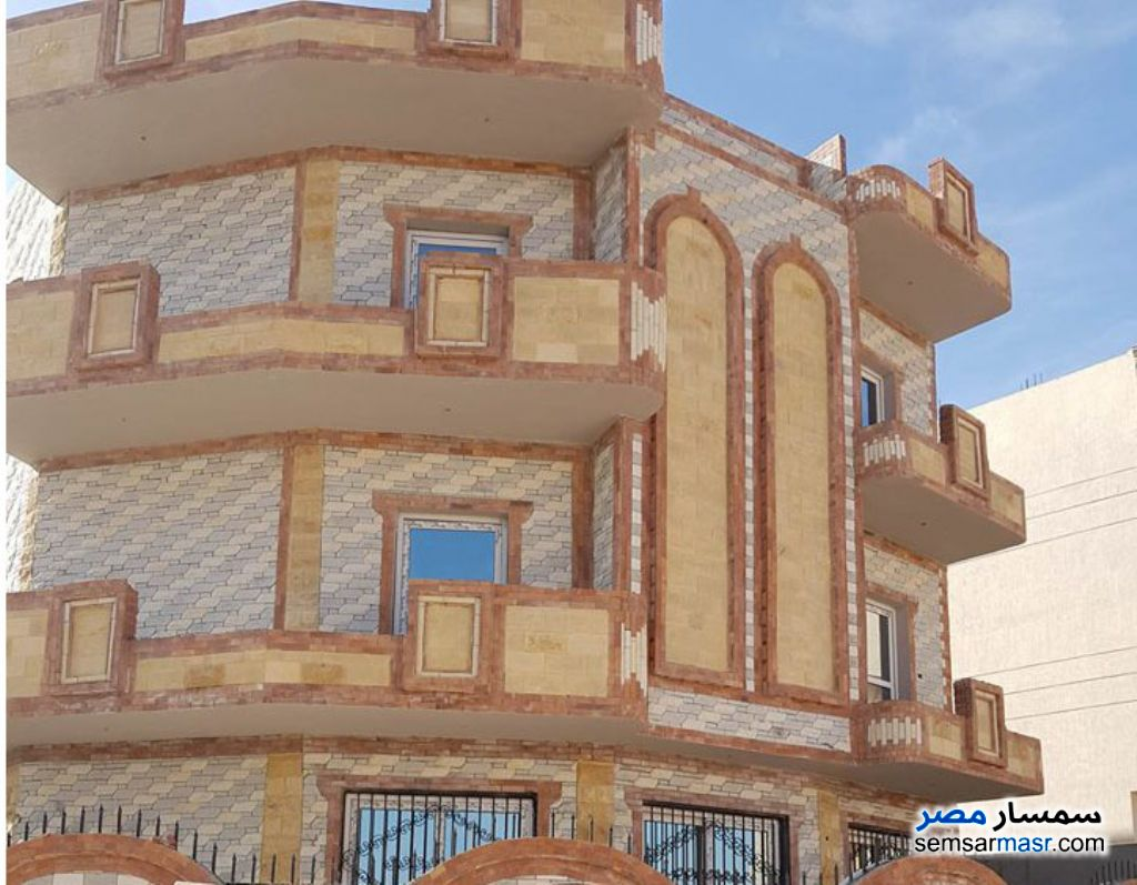 Photo 3 - Building 260 sqm semi finished For Sale Borg Al Arab Alexandira