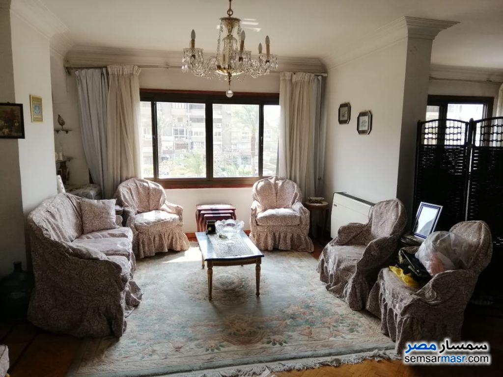 Photo 3 - Apartment 3 bedrooms 1 bath 125 sqm super lux For Sale Sheraton Cairo
