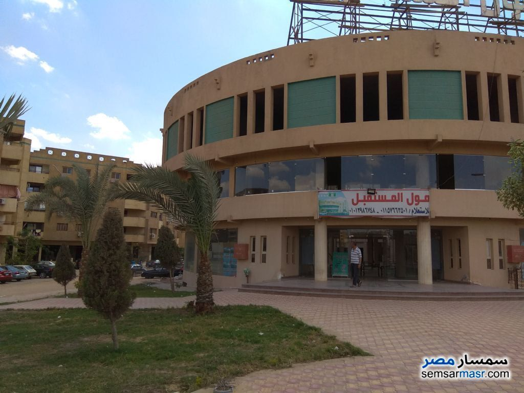 Commercial 30 sqm For Rent Districts 6th of October - 1
