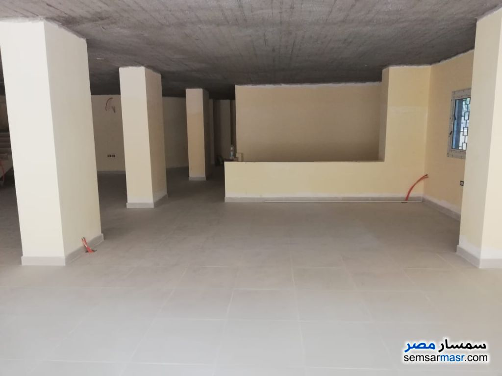Photo 10 - Apartment 2 bedrooms 2 baths 540 sqm without finish For Rent Heliopolis Cairo