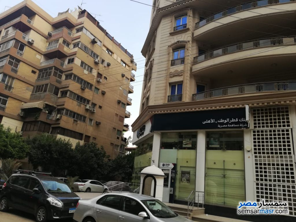 Photo 12 - Apartment 2 bedrooms 2 baths 540 sqm without finish For Rent Heliopolis Cairo