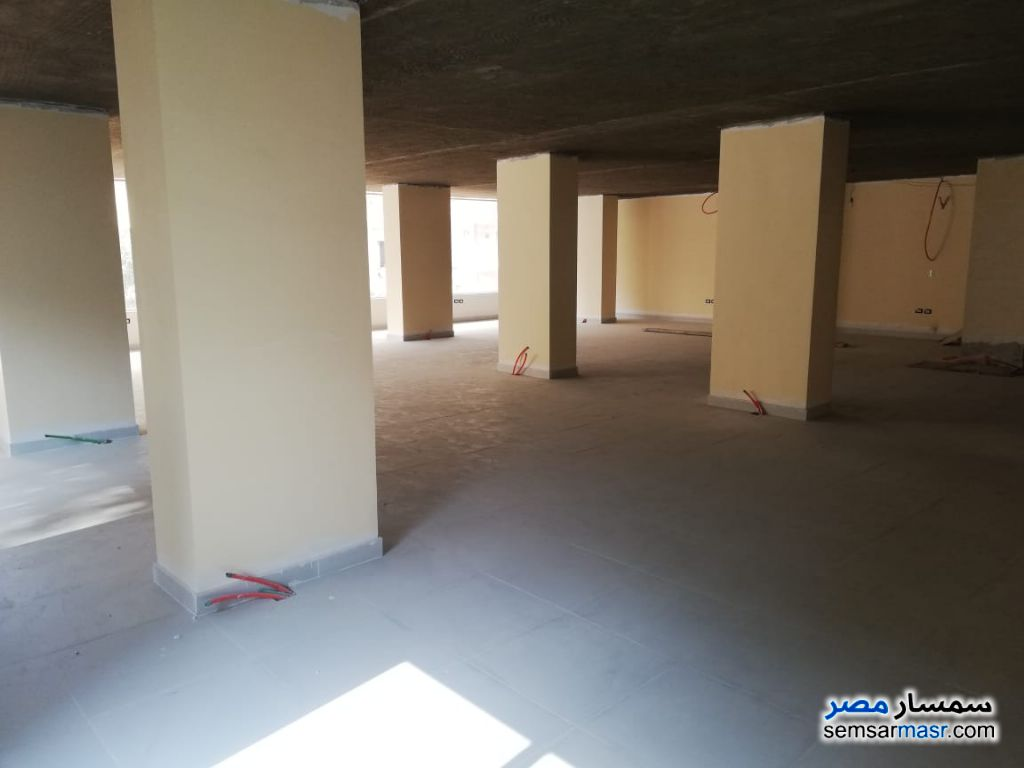 Photo 13 - Apartment 2 bedrooms 2 baths 540 sqm without finish For Rent Heliopolis Cairo