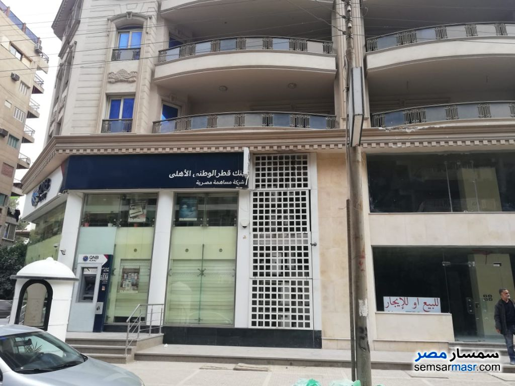 Photo 15 - Apartment 2 bedrooms 2 baths 540 sqm without finish For Rent Heliopolis Cairo