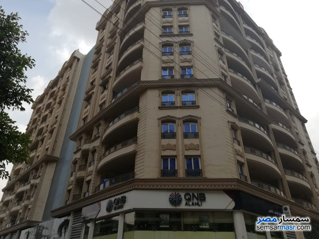 Photo 18 - Apartment 2 bedrooms 2 baths 540 sqm without finish For Rent Heliopolis Cairo