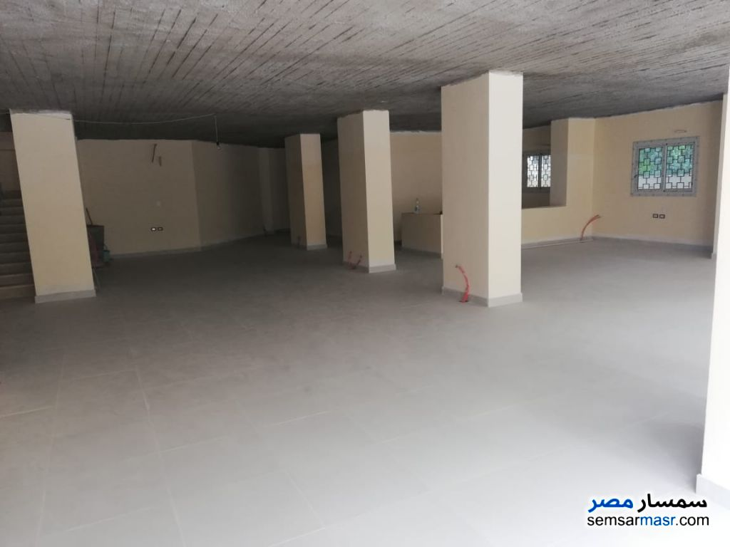 Photo 2 - Apartment 2 bedrooms 2 baths 540 sqm without finish For Rent Heliopolis Cairo