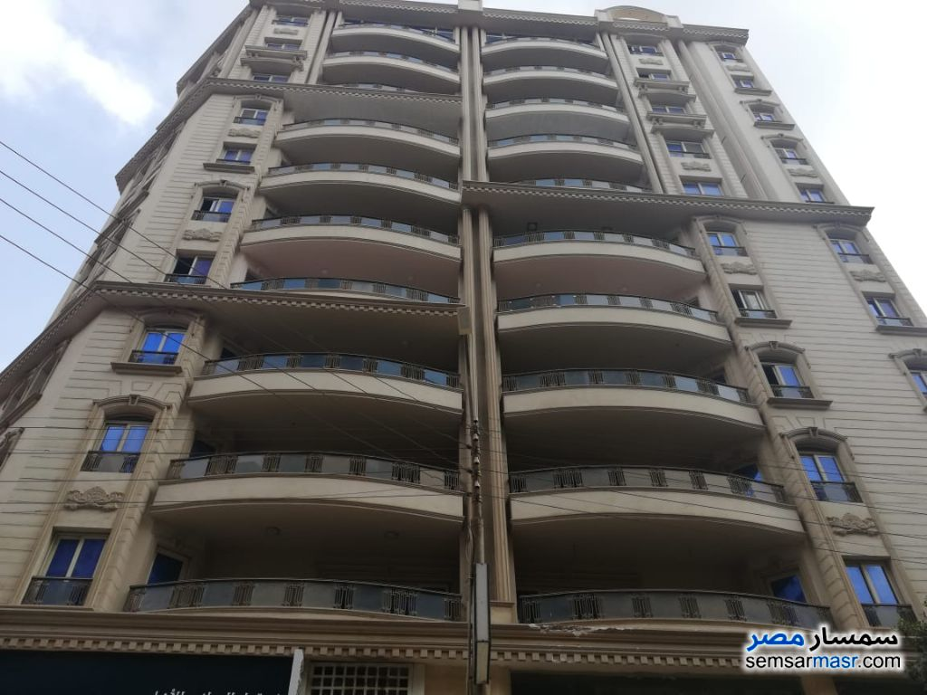 Photo 5 - Apartment 2 bedrooms 2 baths 540 sqm without finish For Rent Heliopolis Cairo