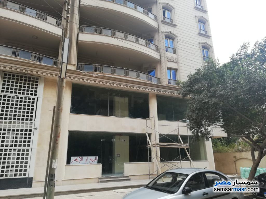 Photo 6 - Apartment 2 bedrooms 2 baths 540 sqm without finish For Rent Heliopolis Cairo