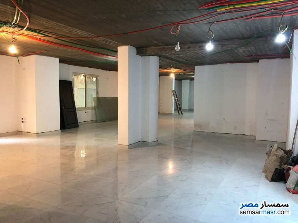 Photo 2 - Commercial 200 sqm For Rent Maadi Cairo
