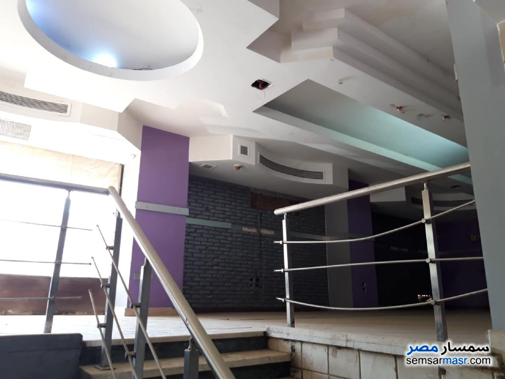 Photo 2 - Commercial 285 sqm For Rent Dokki Giza