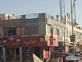 Commercial 35 sqm For Sale Districts 6th of October - 9