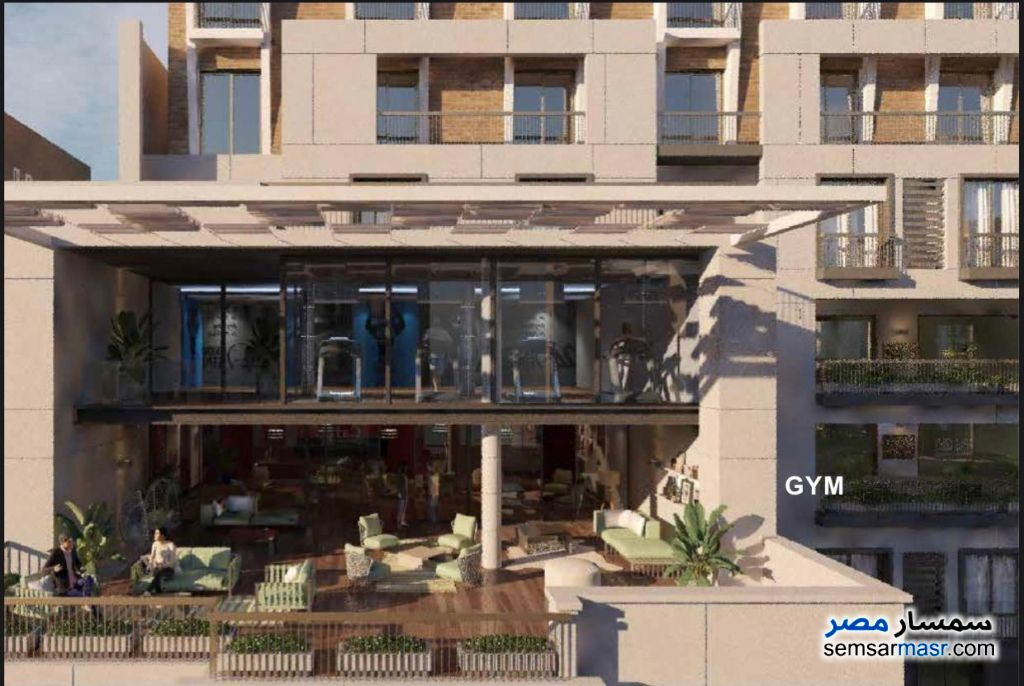 Ad Photo: Commercial 35 sqm in New Capital  Cairo