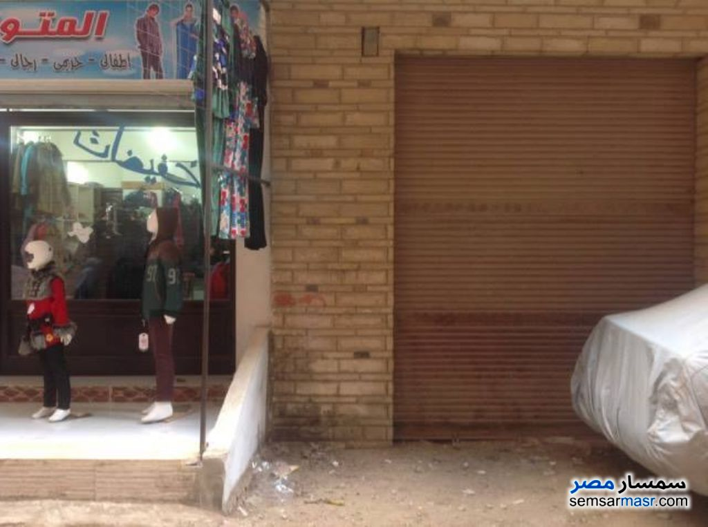 Photo 1 - Commercial 45 sqm For Rent Faisal Giza