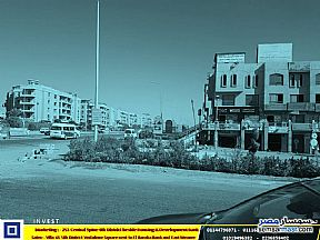 Commercial 25 sqm For Sale Districts 6th of October - 3