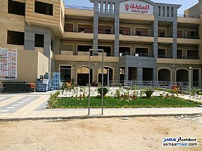 Commercial 70 sqm For Sale Al Bashayer District 6th of October - 2
