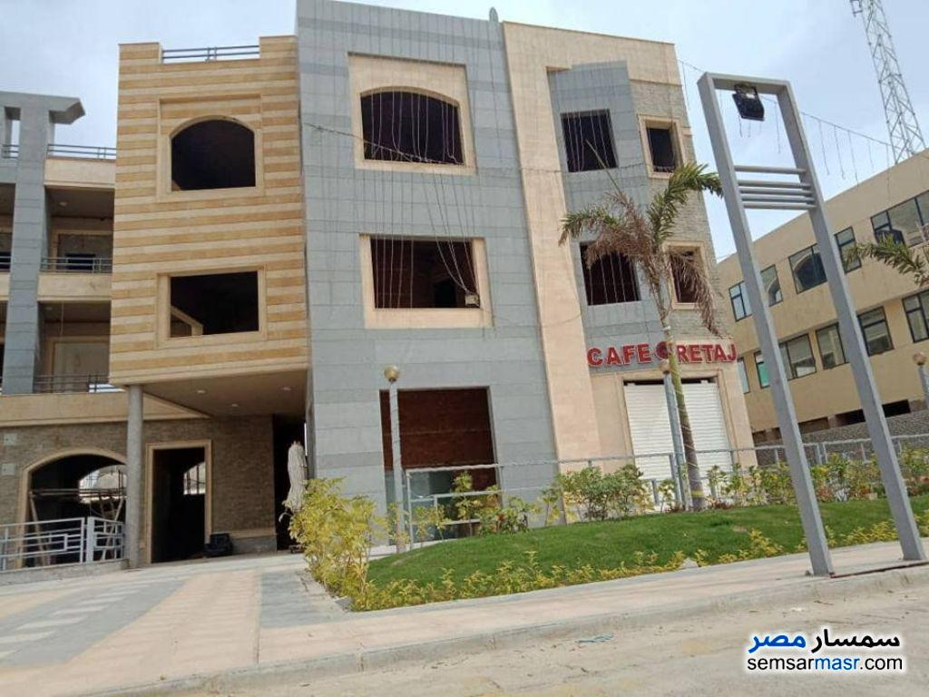 Photo 3 - Commercial 70 sqm For Sale Al Bashayer District 6th of October