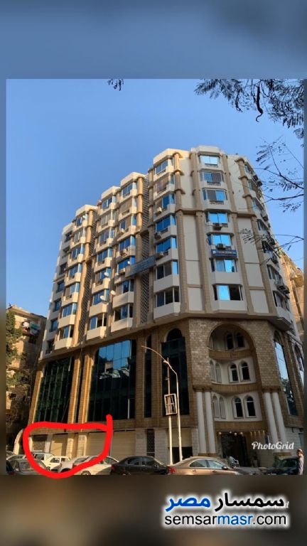 Ad Photo: Commercial 23 sqm in Mohandessin  Giza