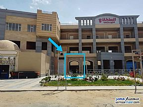Ad Photo: Commercial 31 sqm in Al Bashayer District  6th of October