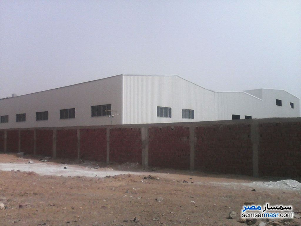 Photo 1 - Land 13,000 sqm For Sale El Ubour City Qalyubiyah
