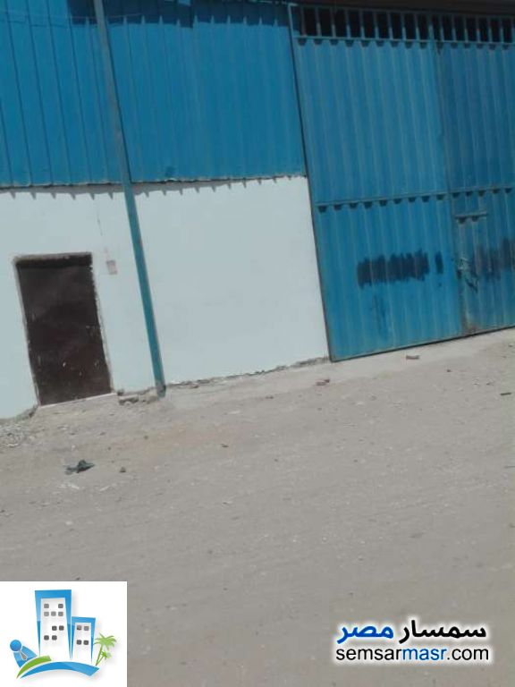 Ad Photo: Commercial 1100 sqm in Haram  Giza