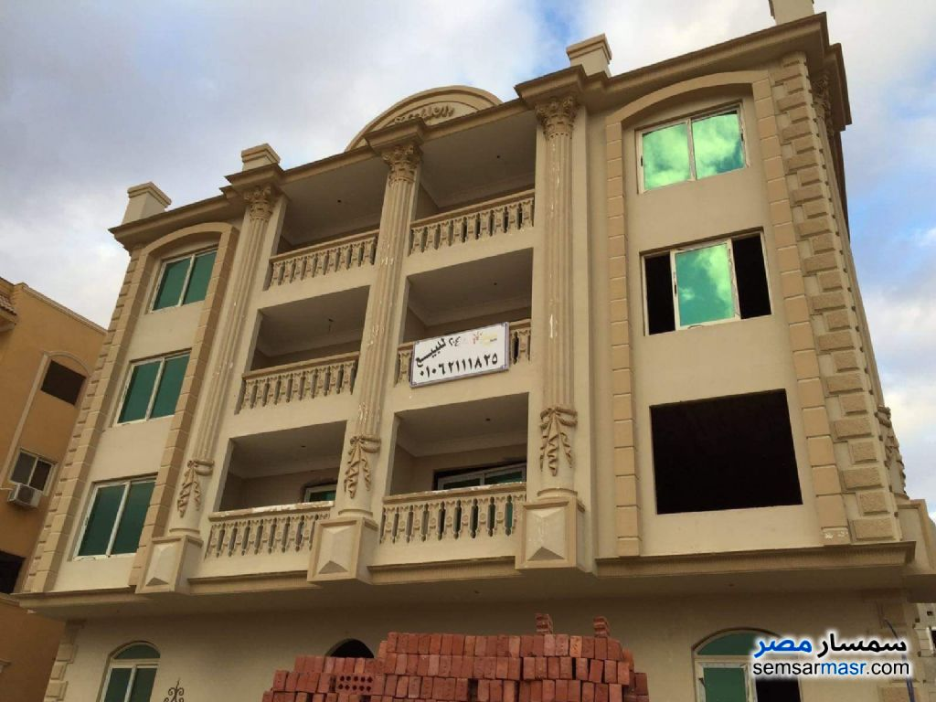 Ad Photo: Apartment 3 bedrooms 2 baths 226 sqm semi finished in Sheikh Zayed  6th of October