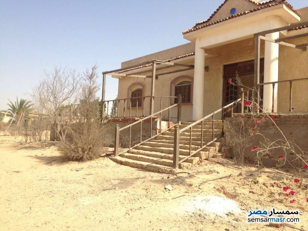 Ad Photo: Villa 5 bedrooms 2 baths 4200 sqm semi finished in Sphinx City  6th of October