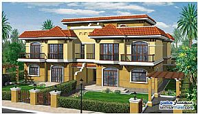 Ad Photo: Villa 3 bedrooms 3 baths 238 sqm without finish in Madinaty  Cairo