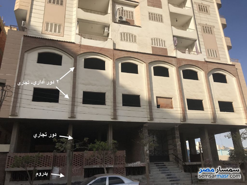Ad Photo: Commercial 1000 sqm in Ismailia