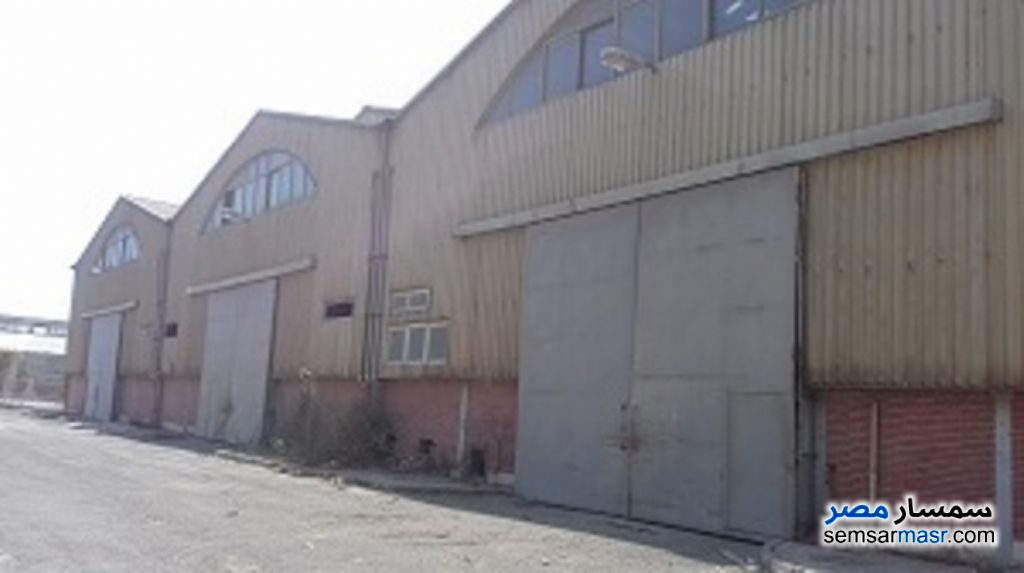 Photo 8 - Commercial 16000 sqm For Sale El Ubour City Qalyubiyah