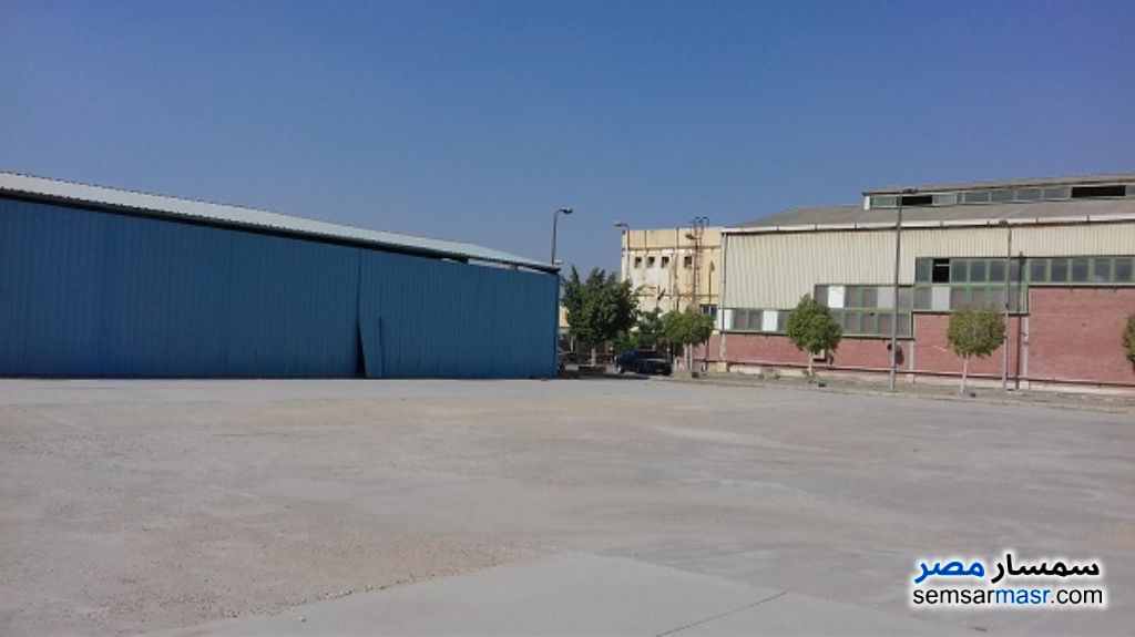 Photo 1 - Commercial 16,000 sqm For Sale El Ubour City Qalyubiyah