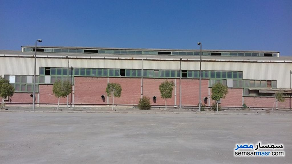 Photo 2 - Commercial 16,000 sqm For Sale El Ubour City Qalyubiyah