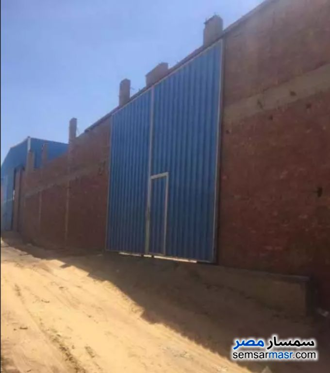 Ad Photo: Commercial 1200 sqm in El Ubour City  Qalyubiyah