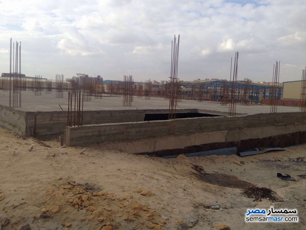 Photo 1 - Commercial 20,000 sqm For Sale 10th Of Ramadan Sharqia