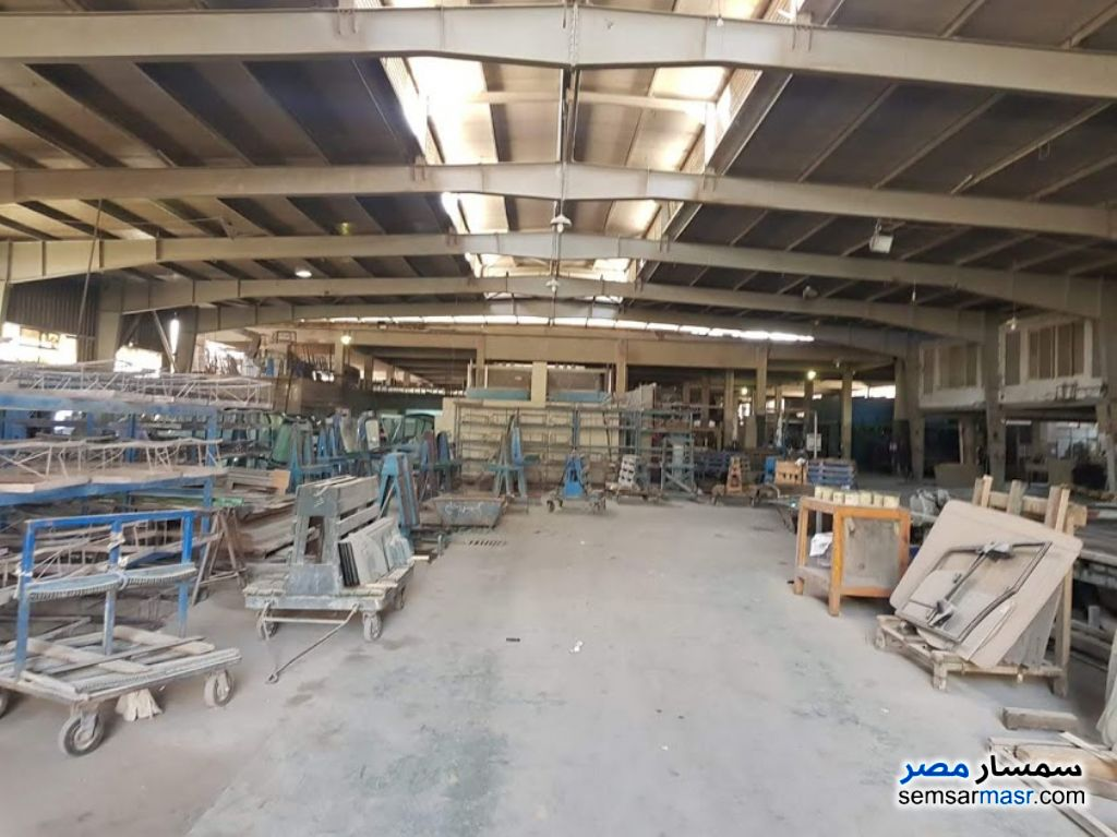 Photo 2 - Commercial 11,000 acre For Sale El Ubour City Qalyubiyah