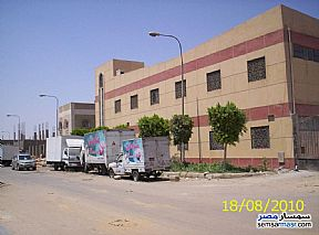Ad Photo: Commercial 1200 sqm in Badr City  Cairo