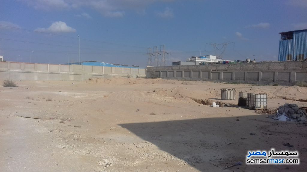 Ad Photo: Land 4000 sqm in Badr City  Cairo