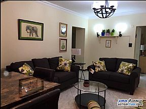Ad Photo: Apartment 2 bedrooms 1 bath 104 sqm super lux in Maadi  Cairo